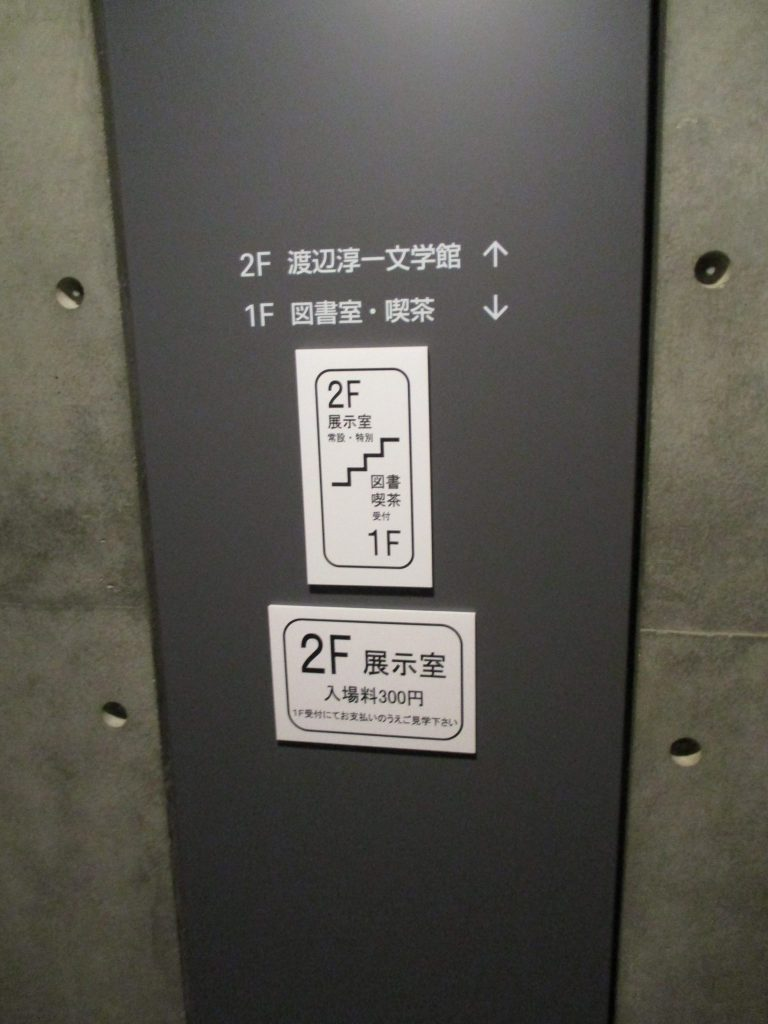 渡辺純一文学館